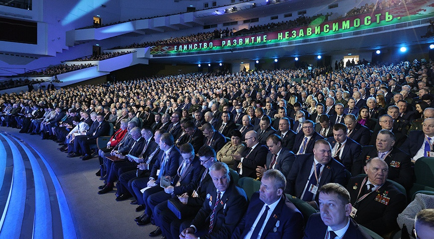 Провокация против России на Всебелорусском народном собрании